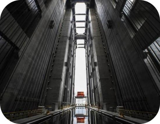 三峽大壩升船機
