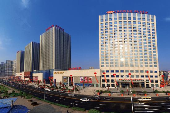 宜昌富力皇冠假日酒店