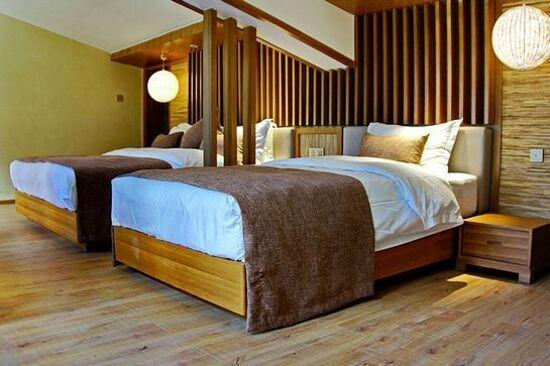 娜姆湖溫泉酒店