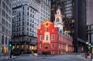 波士頓~老州議會大廈