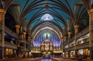 蒙特利爾~聖母大教堂