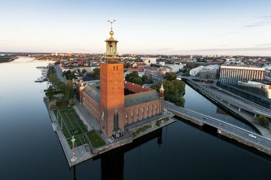 斯德哥爾摩~市政廳