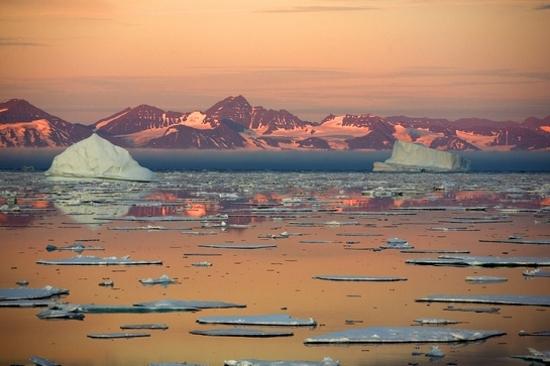 格陵蘭_午夜太陽
