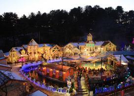 【藍莓消暑刨冰 + 抱川Art Valley + 香草島樂園夜燈節一天團】首爾自由行套票5-31天