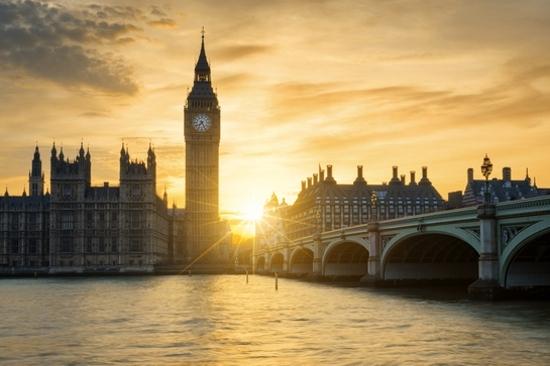 倫敦~大笨鐘