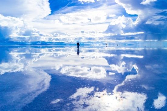 烏尤尼鹽湖