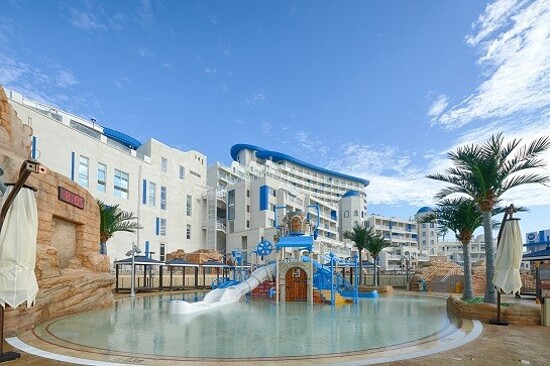 Aqua World溫泉水上樂園