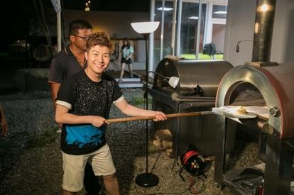 手造Pizza烘焙DIY