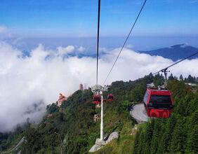 【雲頂高原纜車遊】 │吉隆坡自由行套票3-7天