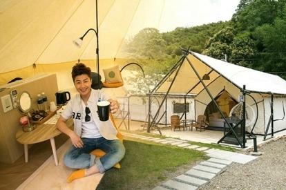 台北+苗栗+桃園露營溫泉體驗4天之旅