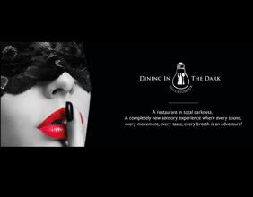 【章卡暗之館】黑暗中用餐體驗 │吉隆坡自由行套票3-7天