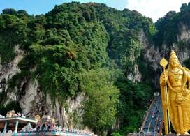 【雲頂高原 & 黑風洞一日遊】 │吉隆坡自由行套票3-7天