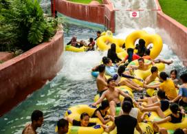 【愛化摩沙水上樂園 X 野生動物園】│吉隆坡自由行套票3-7天