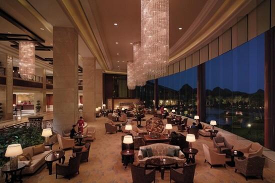 桂林香格里拉大酒店_Lobby-Lounge