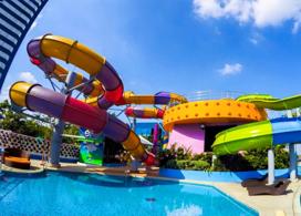 【人氣卡通水上樂園Pororo Aqua Park】|曼谷自由行套票3-31天