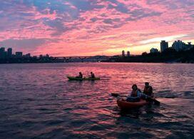 【漢江獨木舟體驗】首爾自由行套票3-14天