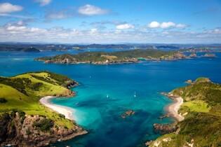 皇家加勒比國際遊輪~海洋贊禮號 澳洲 (悉尼)、新西蘭(島嶼灣、奧克蘭、陶朗加、納皮爾▲、威靈頓▲、 但尼丁、冰川峽灣國家公園) 14天郵輪套票(RLARO14Q)