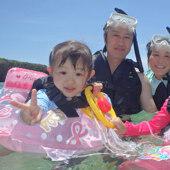 【恩納村海灘玩水及餵魚體驗】沖繩自由行套票5-31天
