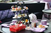 W Hotel~品嚐高級英式下午茶