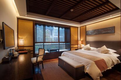 西塘煙雨江南·景瀾酒店