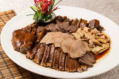 巧手獅頭鵝風味宴