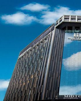 【台北德立莊 Hotel Midtown Richardson】台北自由行套票3-14天