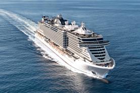 地中海郵輪集團~鴻圖號《2019年新船》意大利(熱那亞、拿坡里、西西里島)、馬耳他、 西班牙(巴塞隆那)、法國(馬賽) 10天豪華郵輪套票