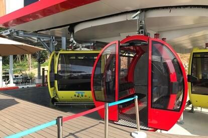 江華島LUGE斜坡滑車(纜車體驗)
