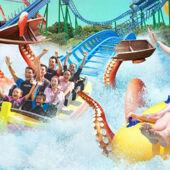 【新加坡新山迪沙魯水上樂園門票 】新加坡自由行套票4-10天