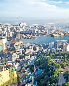 【釜山塔】釜山自由行套票3-14天