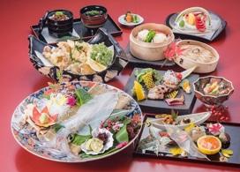 【Hilton Fukuoka Sea Hawk 特別會席料理午餐 】福岡自由行套票3-31天