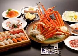【札幌啤酒園 À-la-carte Buffet 】札幌自由行套票5-31天