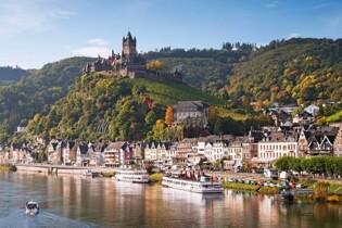 艾凡隆歐洲豪華河輪 瑞士(蘇黎世)、德國(黑森林、美因茲、呂德斯海姆、 科布倫茨、科隆)、法國(史特拉斯堡)、荷蘭(阿姆斯特丹) 10天萊恩河套票(RLEAZ10Q)