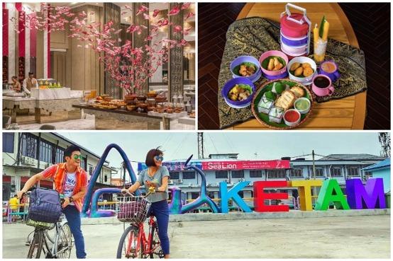 馬來西亞(美麗的漁村吉膽島, 國際5星Four Season酒店自助晚餐, 肉骨茶發源地巴生港)5天暢玩美食之旅