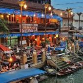 【水上市場一日遊】|曼谷自由行套票3-14天