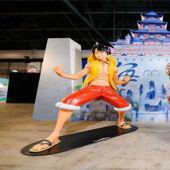 【One Piece】海賊王展覽門票│澳門旅遊塔自助午餐│金光飛航│澳門自由行套票1天