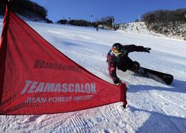 【芝山冬季滑雪埸一天團 】首爾自由行套票3-14天
