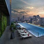 【Infinity Pool 無邊際泳池酒店精選 】憑推廣碼「GP535」每位勁減$200│曼谷自由行套票3-14天