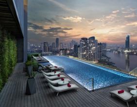 【Infinity Pool 無邊際泳池酒店精選 】│曼谷自由行套票3-14天