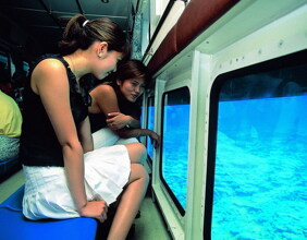 【水底觀光船 Orca號】沖繩自由行套票3-31天