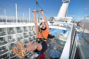 皇家加勒比國際遊輪~海洋魅麗號 西班牙(巴塞隆那、帕爾馬)、法國(馬賽)、 意大利(佛羅倫斯、羅馬、拿坡里)  10天豪華郵輪假期 (RLERA10)