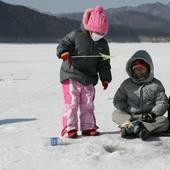 【釣冰魚體驗一天團  】首爾自由行套票3-14天