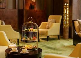 【Tea一Tea】澳門悅榕莊酒店-悅榕吧下午茶│金光飛航│澳門自由行套票1天