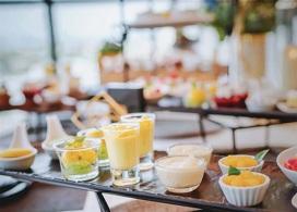 【邁特海灘酒店自助下午茶】芭堤雅自由行套票3-14天