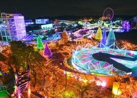 【寶石燈飾展 - 讀賣樂園】東京自由行套票3-31天