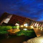 【宜蘭頭城蘭陽博物館門票 X 環島之星Hello Kitty繽紛列車】憑推廣碼「GP920」每位即減$200|台北自由行套票3-14天