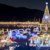 【預留機位】聖誕節時段| 首爾航空首爾自由行套票5天