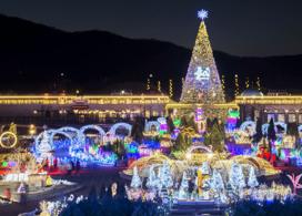 【預留機位】聖誕節時段 | 首爾航空首爾自由行套票5天