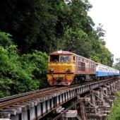 【北碧桂河橋&死亡鐵路一日遊】|曼谷自由行套票3-14天