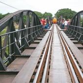 【北碧桂河橋&死亡鐵路一日遊 】|曼谷自由行套票3-14天